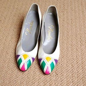 Vintage Niccolini brand heels.  Size 6